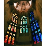 Sagrada Familla, Barcelona, Spain